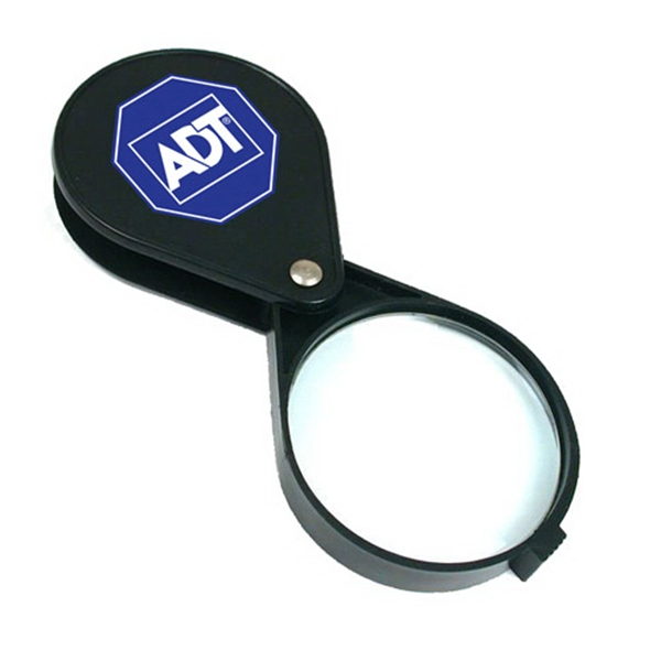 Personalized 4X Folding Pocket Magnifier