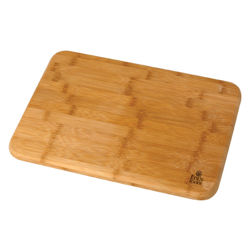 Customized Bamboo Cutting Board With Rubber Grips