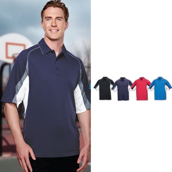 Custom Thunder - Men's Moisture Wicking Polo