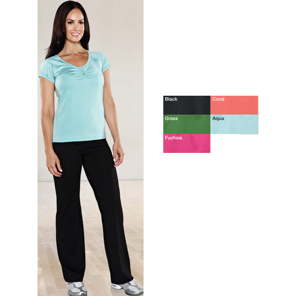 Personalized Cheryl - Women's Moisture Wicking Active Pants
