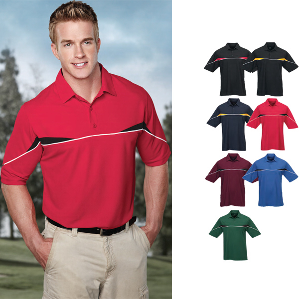 Imprinted Marauder - Men's Moisture Wicking Polo