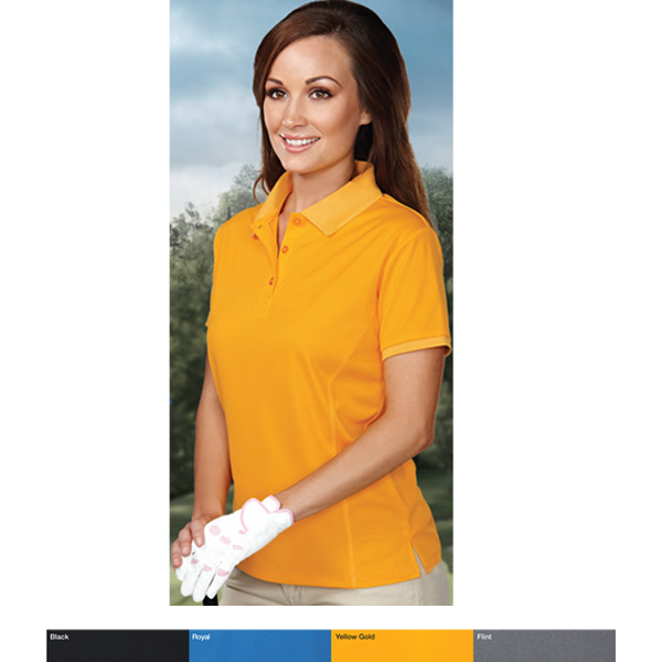 Printed Trieste - Women's moisture wicking polo