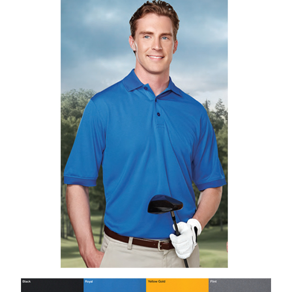 Custom Mentone - Men's Moisture Wicking Polo