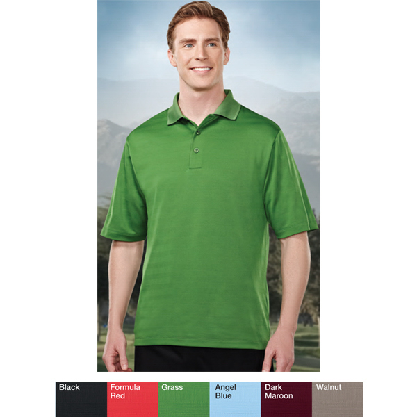 Custom Continental - Men's moisture wicking polo