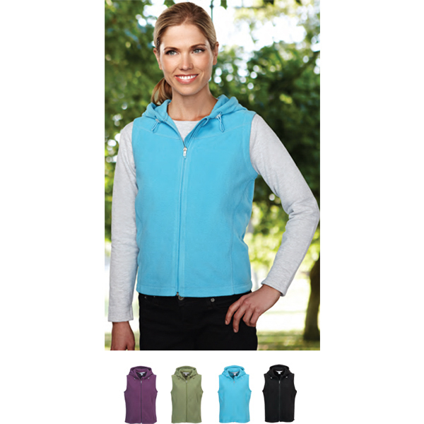 Personalized Luna - Women's fleece running vest