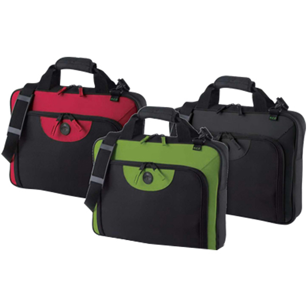Custom North End (R) Recycled Polyester Briefcase