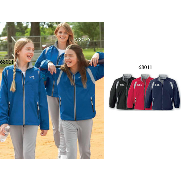 Personalized Youth North End (R) Lightweight Color-Block Jacket