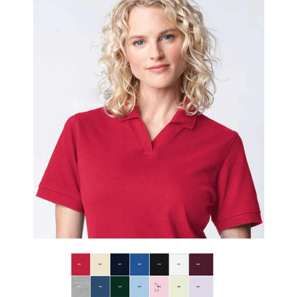 Promotional Ladies' Extreme Cotton Blend Pique Polo