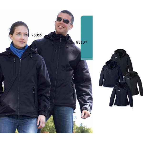 Custom Ladies' North End (R) Insulated Jacket