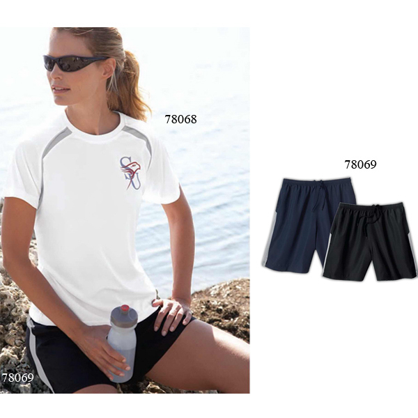 Promotional Ladies' North End (R) Athletic Shorts
