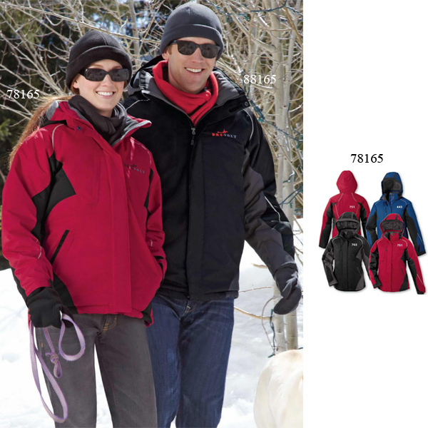 Promotional Ladies' North End (R) Avalanche Color-Block Insulated Jacket