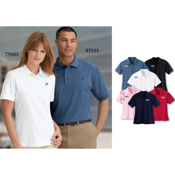 Custom Men's Extreme Edry (R) Double Knit Polo