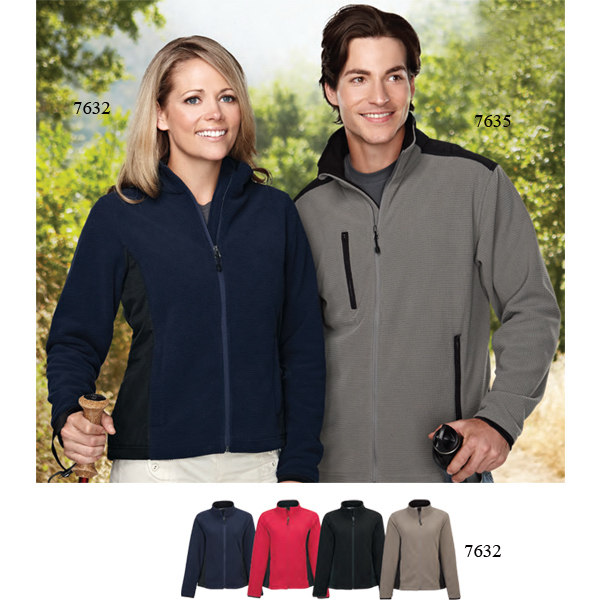 Imprinted Telluride - Women's fleece jacket