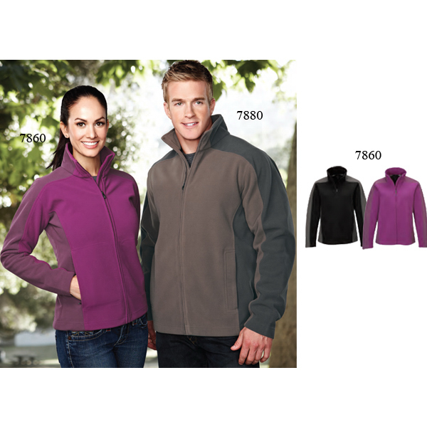 Personalized Lady Sabre- Women's moisture wicking jacket