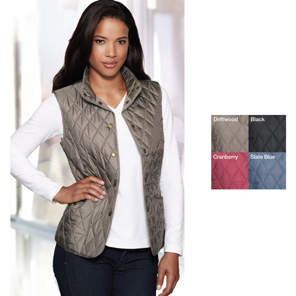 Customized Bailey - Women's Quilted Vest