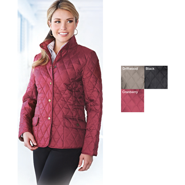Customized Bridget - Women's Quilted Jacket