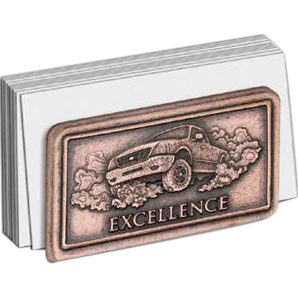 Custom Econo size business card holder
