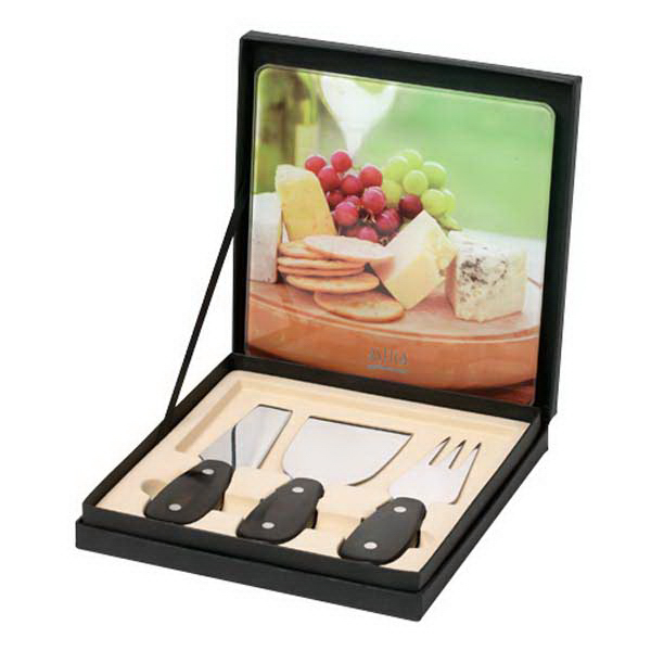Custom Rhone cheese set