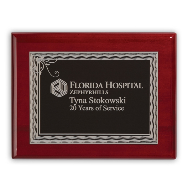 Promotional Fairfield Small Plaque Award