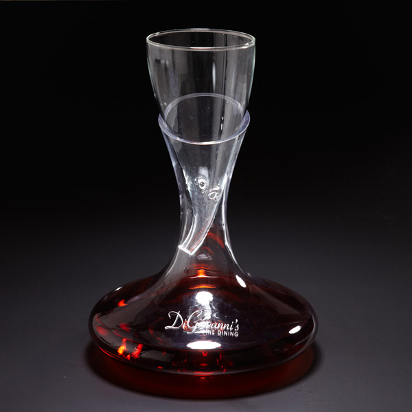 Printed Nuance Decanter and Aerator