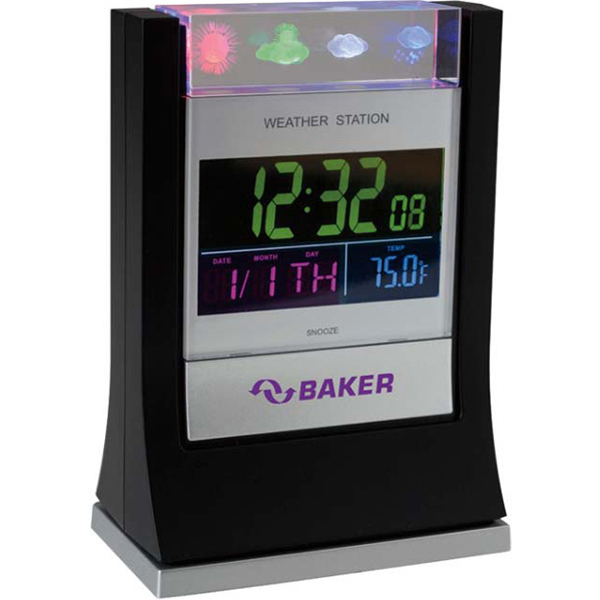 Promotional Desktop Weather Station