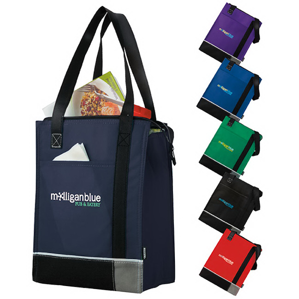 Custom KOOZIE® Tri-Tone Lunch Sack