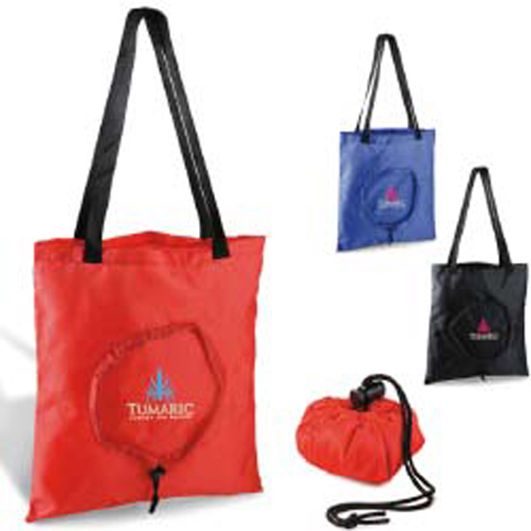 Promotional Fold Up Tote