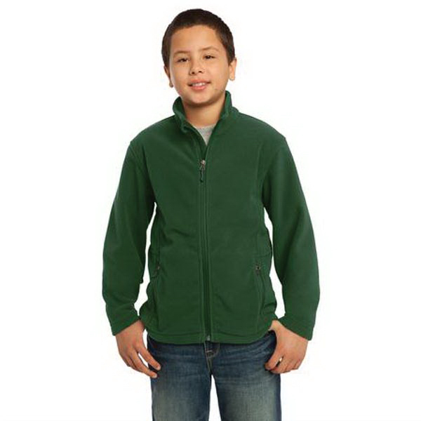 Customized Port Authority (R) Youth Value Fleece Jacket