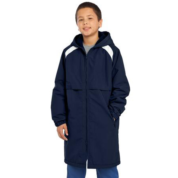 Custom Sport-Tek (R) Youth Long Team Parka