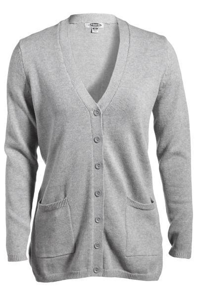 Promotional Women's V-Neck Long Cardigan