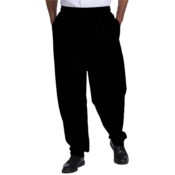 Printed Traditional Baggy Chef Pants