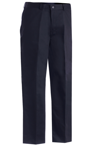 Personalized Men's Blended Chino Flat Front Pants