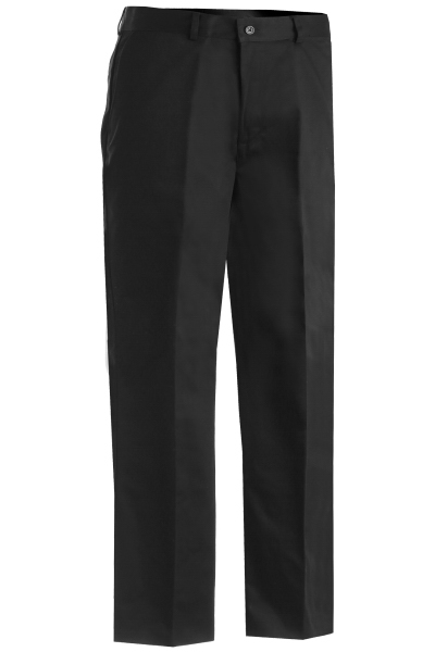 Custom Men's Easy Fit Chino Flat Front Pants