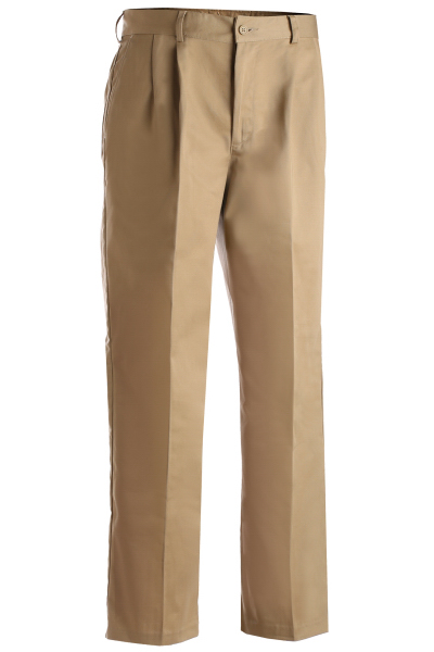 Printed Men's Utility Pleated Pants