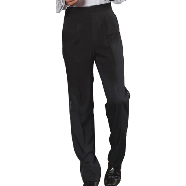 Personalized Mens Tuxedo Pleated Pants