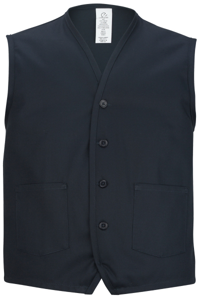 Imprinted Apron Vest Waist Pockets