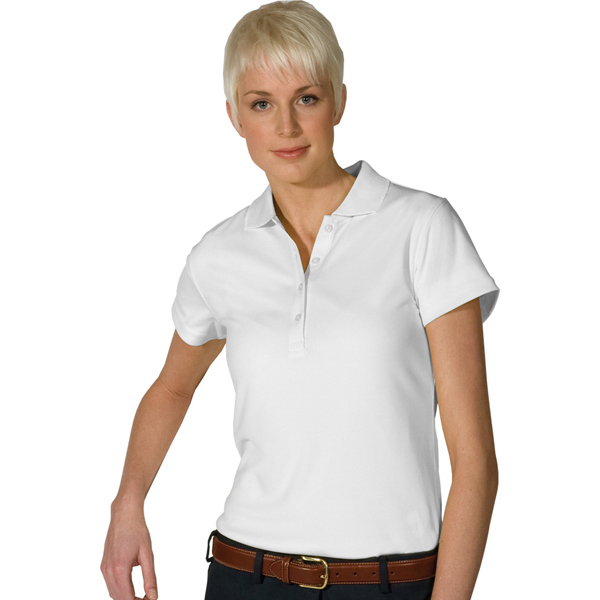 Promotional Women's Dry-Mesh Hi-Performance Polo