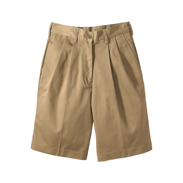 """Personalized Women's Utility Flat Front Shorts 9/9.5"""" Inseam"""