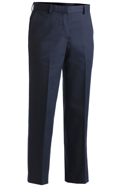 Custom Women's Business Casual Flat Front Pants