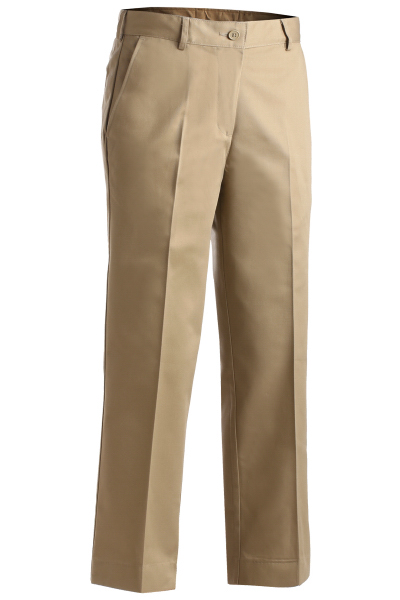 Custom Women's Utility Flat Front Pants