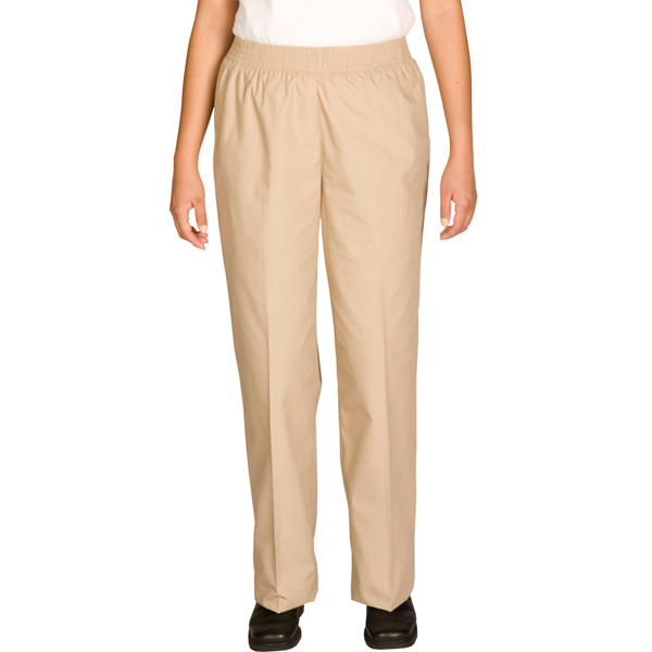 Personalized Woman's Poly/Cotton Pull-On-Pants