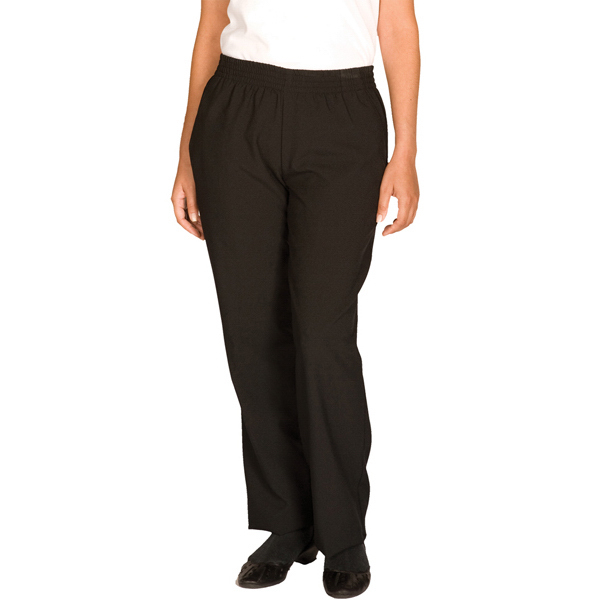 Printed Women's Solid Pull-On Pants