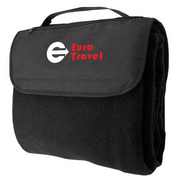 Personalized Sports Blanket / Carry Bag