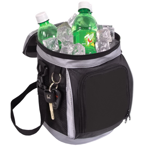 Printed Elite Golf Bag Shaped Cooler
