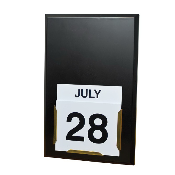 Promotional Daily Date Wall Calendar Board