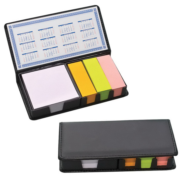 Imprinted 500 Sticky Note Organizer