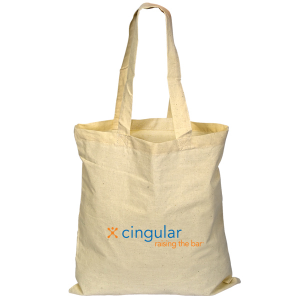 Personalized Organic Tote Bag