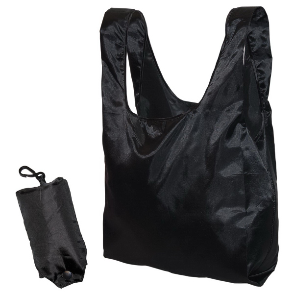 Promotional Folding Tote In A Pouch