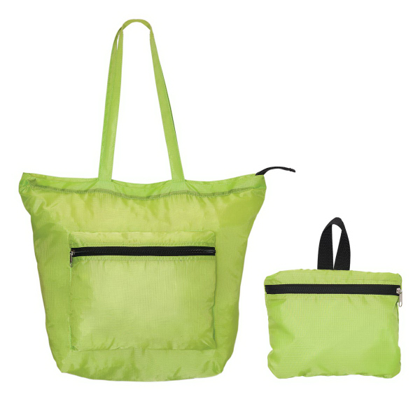 Printed Folding Smart Tote