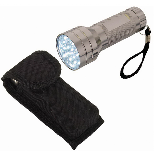 Personalized 21 LED Mini Flashlight